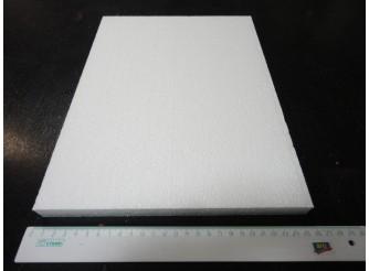 Вкладыш из пенопласта 250х330х15 мм (1шт)