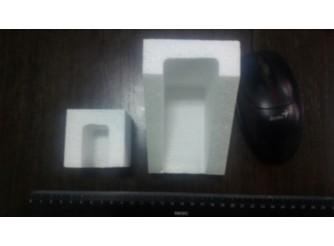 Уголок N2 из пенопласта 70*70*36 мм (1шт)