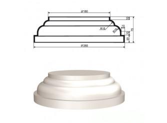 База колонны  БКЛ-001  (1шт)