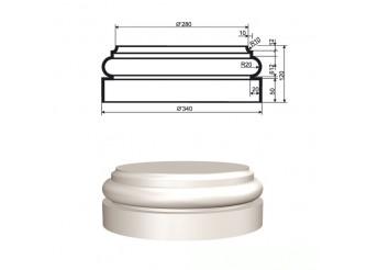 База колонны  БКЛ-003  (1шт)