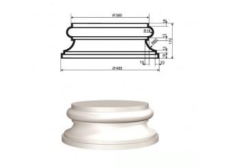 База колонны  БКЛ-005  (1шт)