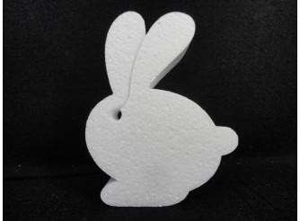 """Заготовка для творчества """"Кролик"""" h12, L10см (набор 5шт)"""