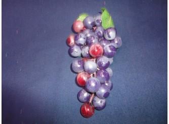 Виноград: 22см/ крупный синий  (1шт)
