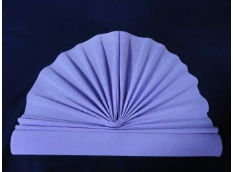 Гофрированная бумага №959/голубой/50х250см (1рулон)