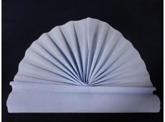 Гофрированная бумага №556/св.голубой/ 50х250см (1рулон)