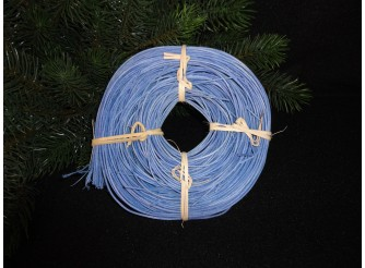 Лоза ротанг синяя в мотке 1,75 (100гр)