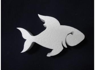 "Заготовка для творчества ""Морская рыба"" h12см: L21см; w3см (1шт)"