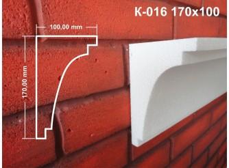 Карниз К-016 170х100 (1шт)