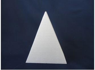 """Заготовка для творчества """"Треугольник"""" h 20см, w3 см, (1шт)"""