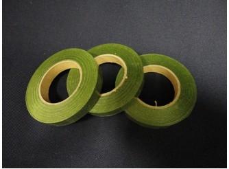 Тейп лента темно-зеленая 13мм х 30м (1шт)