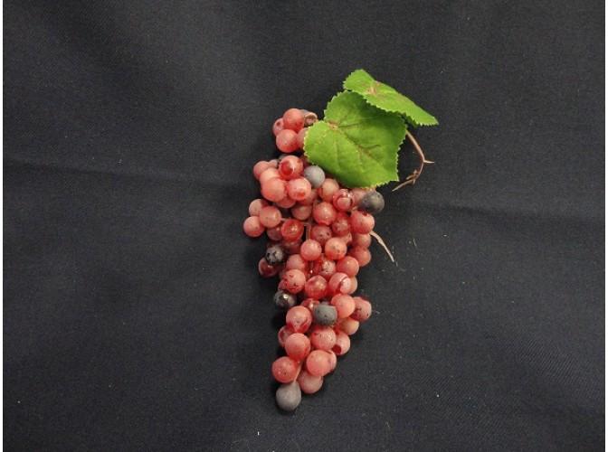 Виноград:18см/ мелкий красный  (1шт)