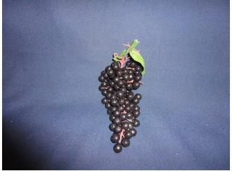 Виноград:18см/ мелкий черный  (1шт)