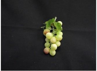 Виноград: 15см/ круглый зеленый  (1шт)