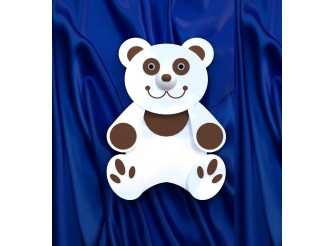 "Основа из пенопласта ""Медвежонок Тедди""объем/фетр h58cм,L46,w5см(1шт)"
