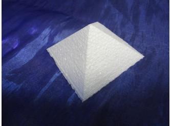 """Заготовка для творчества """"Пирамида"""" h 4см, основание 8*8 см (1шт)"""