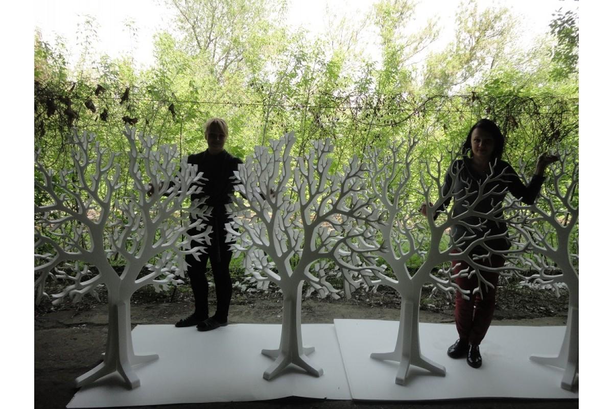 слову дерево из пенопласта фото достопримечательности
