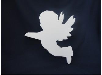 """Заготовка для творчества """"Купидон с крыльями"""" h45см, w3см (1шт)"""
