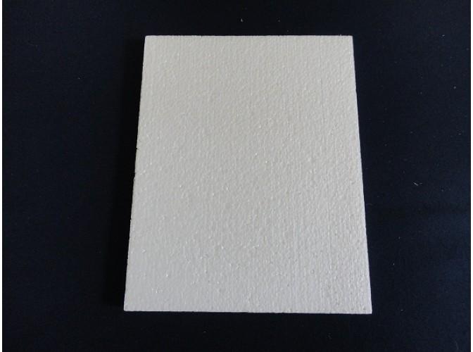 "Основа из пенопласта ""Пластина прямоугольник"" 21х26х1см (1шт)"