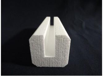 П-профиль из пенопласта 5х5х100 см (1шт)