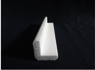 Г- профиль из пенопласта 4*4*100 см (1шт)
