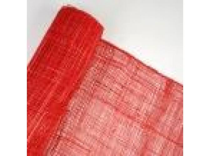 Джут красный 47*100см  (1шт)