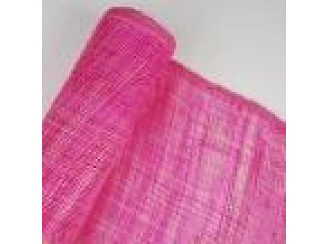 Джут розовый 47*100см (1шт)