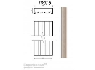 Ствол пилястры ПИЛ-5/250х70 мм (1шт)