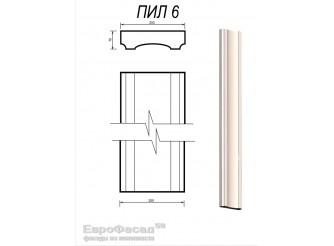 Ствол пилястры ПИЛ-6/ 250 х 70мм (1шт)
