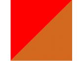 красный/оранжевый