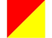 красный/желтый