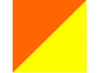 оранжевый/желтый