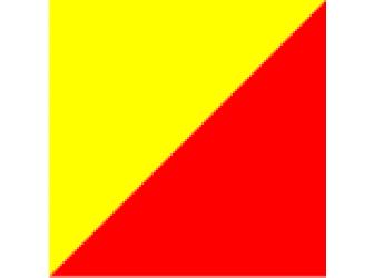 желтый/красный