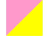 розовый/желтый