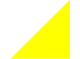белый/желтый