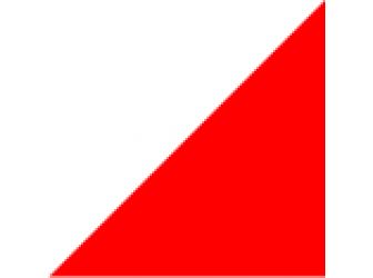 белый/красный