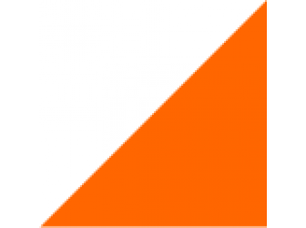 белый/оранжевый