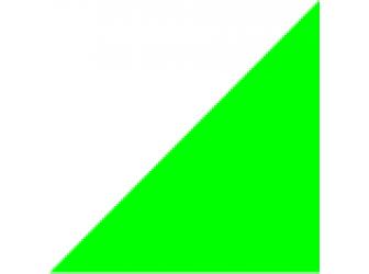 белый/зеленый