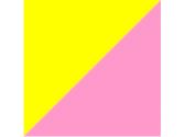 желтый/розовый