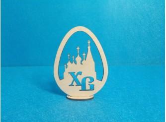 """Яйцо для росписи """"Благоденствие""""/фанера (набор 5 шт)"""