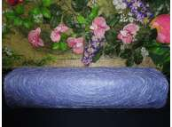 Сизалевое полотно, цвет голубой 48х9ярд (1рулон)
