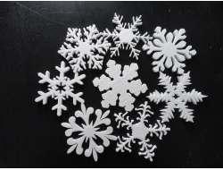 Снежинки (выбор дизайна)