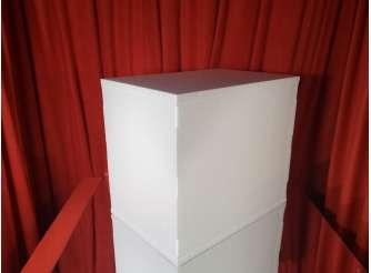 Коробка с крышкой  515*350*445 мм/пенопласт ( 1 комплект)