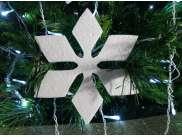 """Снежинки в наборе """"Волшебный кристалл"""" микс (набор 70 шт)"""