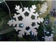 """Снежинки в наборе """"Снег кружится"""" микс (набор 70 шт)"""