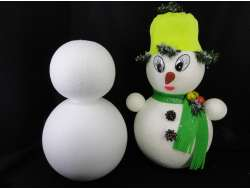 Заготовки Снеговики, елки