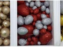 Яйца блестящие