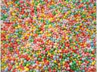 """Гранулы """"Волшебные шарики""""/цветные/ 50 мл/ микс/(1шт)"""