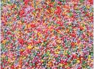 """Гранулы """"Волшебные шарики""""/цветные/ 100 мл / микс/(1шт)"""