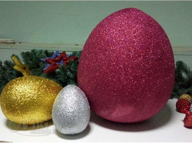 Яйцо блестящее  h 50 см (1шт)