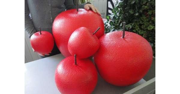 Муляж яблока своими руками 43